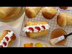 Babà al rum, la nuova ricetta di Giallozafferano - YouTube
