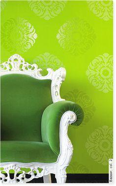 New (american) Home: Güne Tapeten..für das Schlafzimmer?
