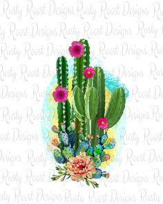 Cactus Png, Cactus Flower, Cactus Plants, Cactus Painting, Watercolor Cactus, Cactus Design, Cactus Images, Cactus Tattoo, Desert Design
