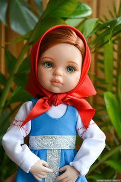 Алёнушка и Иванушка / Куклы Паола Рейна, Paola Reina / Бэйбики. Куклы фото. Одежда для кукол