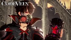 The inevitable battle against the Successors has begun in Code Vein, out now for PlayStation Xbox One, and PC. Game Character Design, Picts, Anime Fantasy, Patches, Product Launch, Europe, Coding, Occasion, Ps4