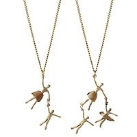 MOTHER AND CHILD NECKLACE|UncommonGoods