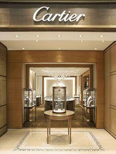 Cartier Store Decoration-2