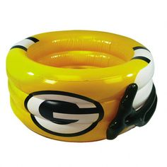 Green Bay Packer Helmet Pool