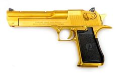 DESERT EAGLE ( GOLD)