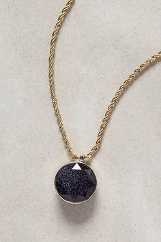 Flipstone Pendant Necklace - anthropologie.com
