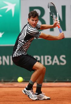 Dominic Thiem Photos - 2016 French Open - Day Eleven - Zimbio