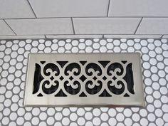 bathroom tile like downstairs at 1009
