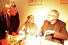 Gestern Lesung mit Uwe Timm in Sulzbach-Rosenberg. Vor 21 Jahren las er das er das erste    Mal bei den Möbelmachern.  Der Artikel im Nachhaltigkeitsblog: http://nhblog.de/nb_TimmVogelweideFB/