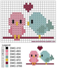 When the baby bird penned his first novel he was. (Plastic Canvas Creations) ministitches: When the baby bird penned his first novel he was.ministitches: When the baby bird penned his first novel he was. Small Cross Stitch, Cross Stitch Cards, Cross Stitch Baby, Cross Stitch Animals, Cross Stitch Designs, Cross Stitching, Cross Stitch Embroidery, Embroidery Patterns, Cross Stitch Patterns