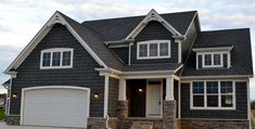Steiner Homes (Sherwin Williams-Grizzle Gray)