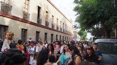 El Barrio Yungay celebra la primavera.
