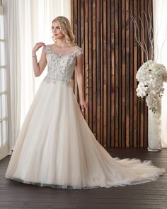 Product Name: 717 - Wedding Dresses | Bonny Bridal