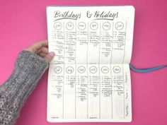 14 Bullet Journal Ideas That Are Simply Perfect