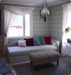 Sabloni tapetti Love Seat, Wallpapers, Couch, Furniture, Home Decor, Homemade Home Decor, Sofa, Wallpaper, Couches