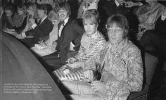 pinterest jane asher and cynthia lennon   Pavilion. Premiere of How I won the war Cynthia Lennon, John Lennon ...