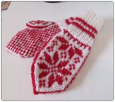 Hjerte GO`H Design Norwegian Knitting, H Design, Mittens, Winter, Handmade, Norway, Barn, Diy, Fashion