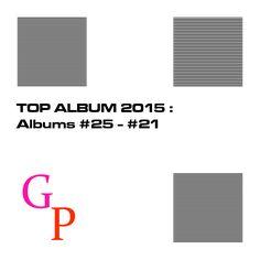 C'est l'heure du traditionnel raout de fin d'année et de l'habituelle rétrospective : quels albums auront marqué cette année 2015 ?
