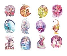 ♥ this beautiful zodiac