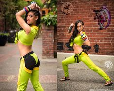 Street fighter 5 laura cosplay