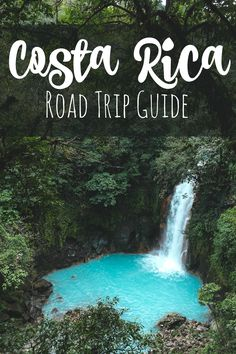 Costa Rica Road Trip Guide - with all the tips and tricks as well as must-sees and places to avoid!