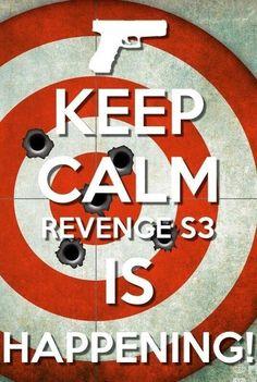 Love the TV show Revenge!