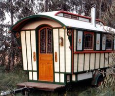 Building a gypsy caravan!