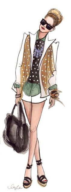 S Got Style Ilration By Inslee Haynes