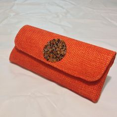 Elegant custom made clutches in vibrant color and by ImaraBeads, $32.00