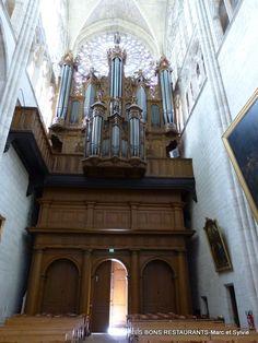 Tours(37)-Cathédrale Sait-Gatien!