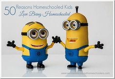 Learn why kids love being homeschooled - from the kids themselves!