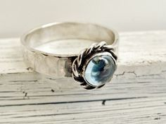 #West Wind Creations      #ring                     #Sterling #Silver #Swiss #Blue #Topaz #Gemstone #Ring #WestWindCreations #Jewelry #ArtFire              Sterling Silver Swiss Blue Topaz Gemstone Ring | WestWindCreations - Jewelry on ArtFire                                           http://www.seapai.com/product.aspx?PID=684269