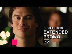 The Vampire Diaries 6x10 Extended Promo - Christmas Through Your Eyes [HD] Mid-Season Finale - YouTube