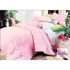 Lilly Pulitzer Palm Dream... pink duvet & bedskirt