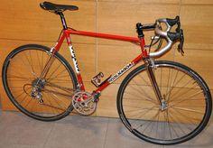 """Colnago Master restored"" posted: 2012/05/10 categories: Colnago Master, Restored Bike, Road Bike"