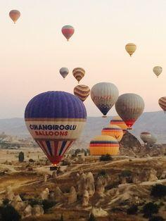 Capadokia Turkey #capadokia #turkey #travel