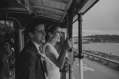Lovely San Fransisco cable car wedding |Kris Holland Photography