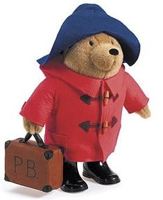 Paddington has such classic style... he's a personal fashion inspiration ;) Paddington Bear is a character from a book series for childre...