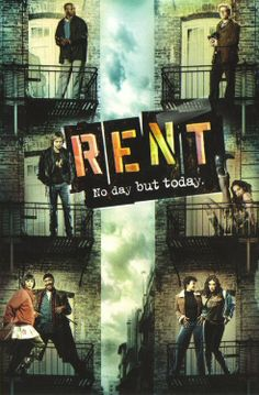 I have been fangirling over RENT a liiiiiiittle too hard today... *said no one ever...* But I really have. It's almost scary. Almost.