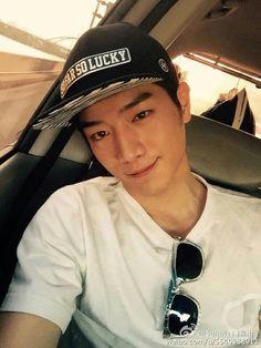 2015.06.21 Seo Kang Joon Weibo Update