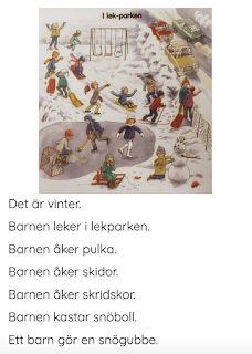 Ny i svenska skolan: Läs- och skrivinlärning för nyanlända - ett konkret exempel