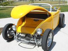 Full Custom 1965 VW Bug Volksrod Pickup Show Car Volkswagen Ships Worldwide, US $15,900.00, image 10