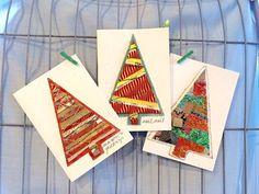 Christmas CardsCard SetHandmade CardsXmas by LittleBirdDePapel