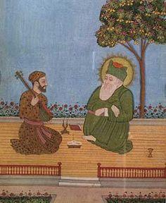 Sacred songs: Amir Khusro