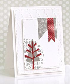 ... Pretty Periwinkles: CAS(E) this Sketch #147 Reverse Confetti Branch Out Christmas ...