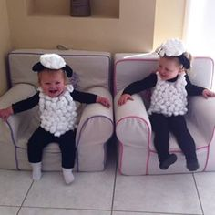 This Shaun the Sheep duo. Book costumesBook Week