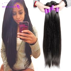 $99.60 (Buy here: https://alitems.com/g/1e8d114494ebda23ff8b16525dc3e8/?i=5&ulp=https%3A%2F%2Fwww.aliexpress.com%2Fitem%2FHot-Aliexpress-Hair-Extensions-Bundle-Deals-Queen-Hair-Products-Brazilian-Straight-4-pcs-A-Lot-6%2F32473107955.html ) Peruvian Virgin Hair Straight 4 Pcs MY MY MY HAIR STORE Peruvian Straight Virgin Hair Meches Bresilienne Lots Human Hair Weave for just $99.60
