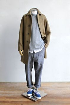 Suggestion of The Men's 2014 Autumn+Winter STYLE