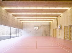 Bovernier Primary School Extension / Bonnard Woeffray Architectes