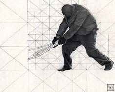 Title: Uprooted. Medium: Graphite Sky Art, My Eyes, Fine Art, Graphite, Drawings, Shadows, Illustration, Artist, Artwork